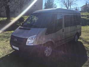 Ford Nugget 2.2TDCI techo elevable