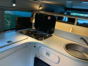Ford Nugget Transit 140cv