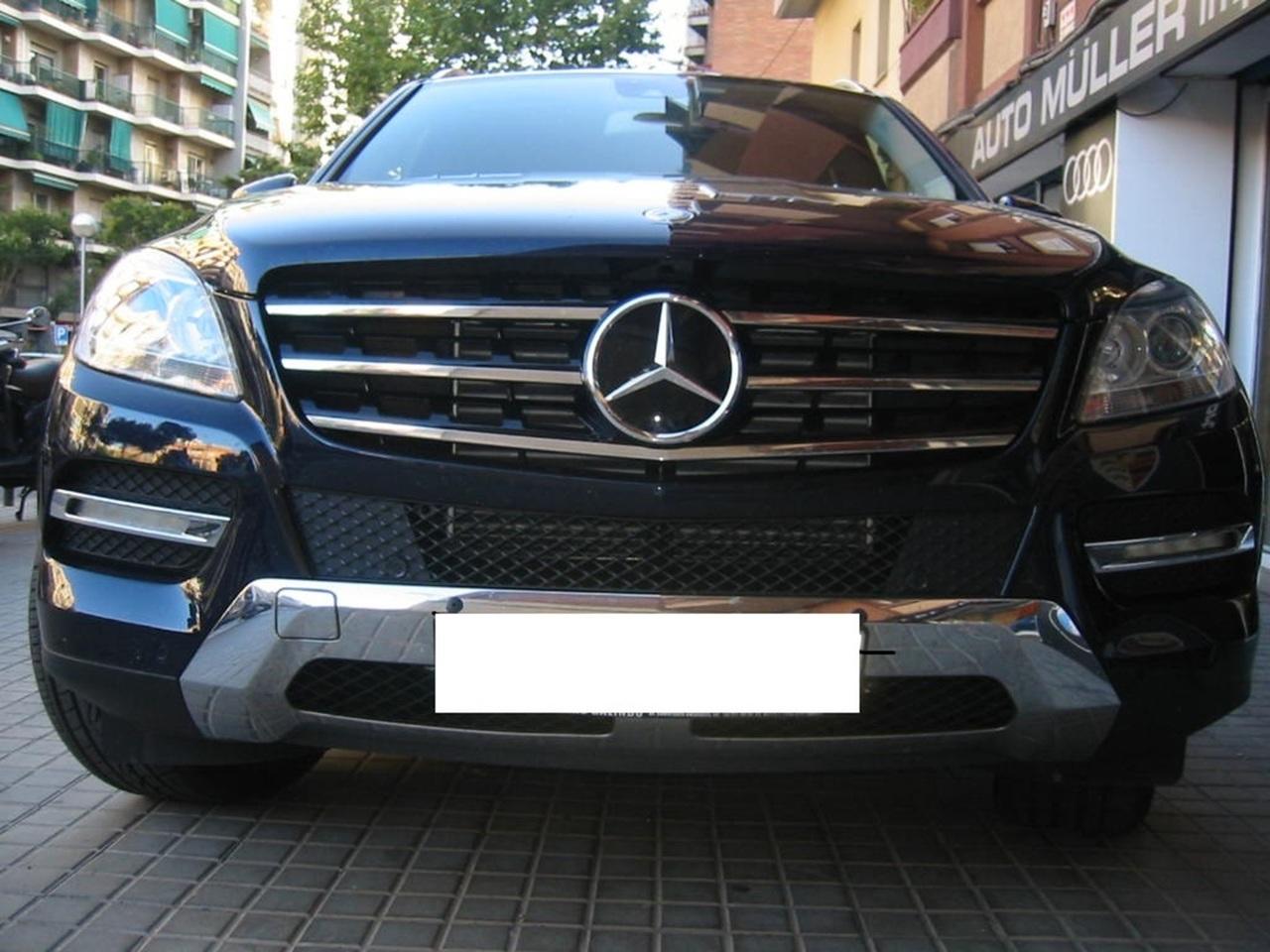 Mercedes Clase M ML 350 cdi BlueTec 4M   - Foto 1