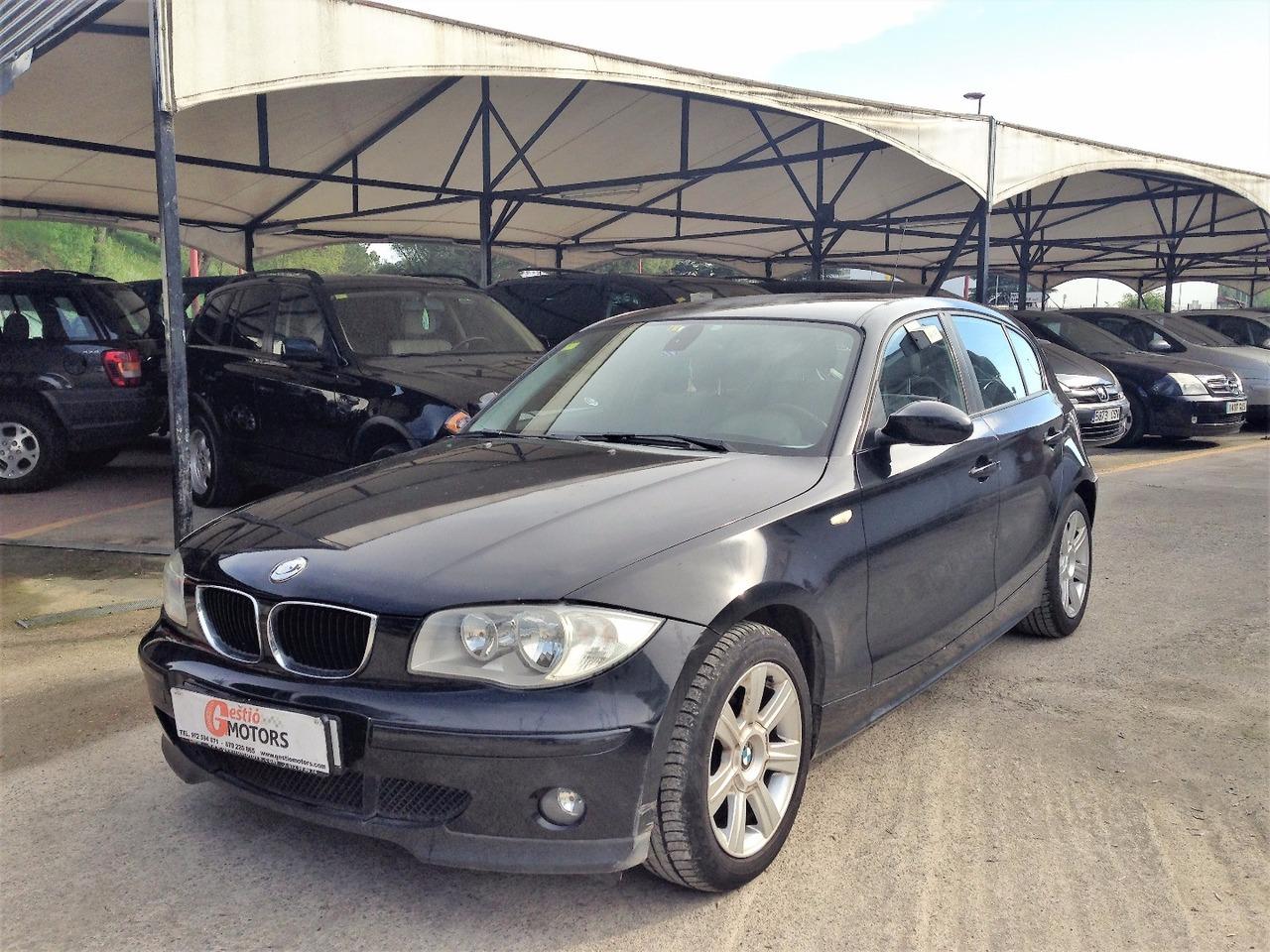 BMW Serie 1 118D   - Foto 1