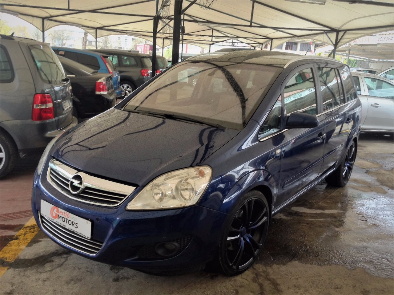 Opel zafira COSMO   - Foto 1