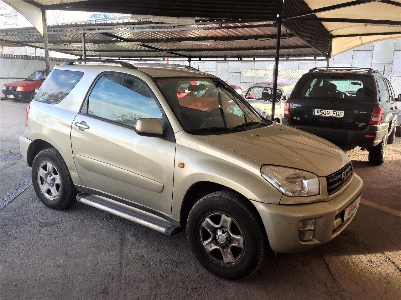 Toyota Rav4 3P   - Foto 1
