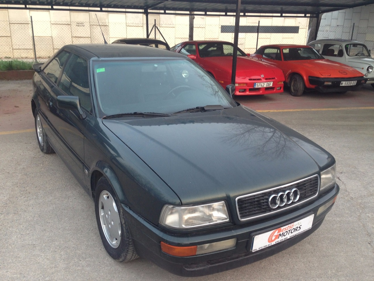 Audi 80 COUPE 2.3 INY   - Foto 1