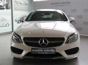 Mercedes Clase C Coupé 220 d 9G Tronic