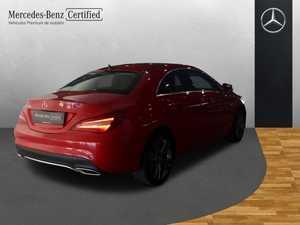 Mercedes CLA 200 d Coupé