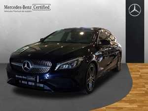 Mercedes CLA Shooting Brake 7 DCT