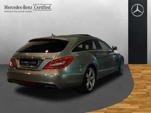 Mercedes CLS Shooting Brake 350 CDI