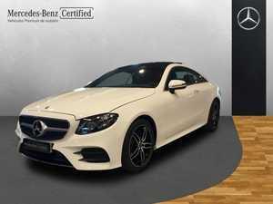 Mercedes Clase E Coupé 220 d