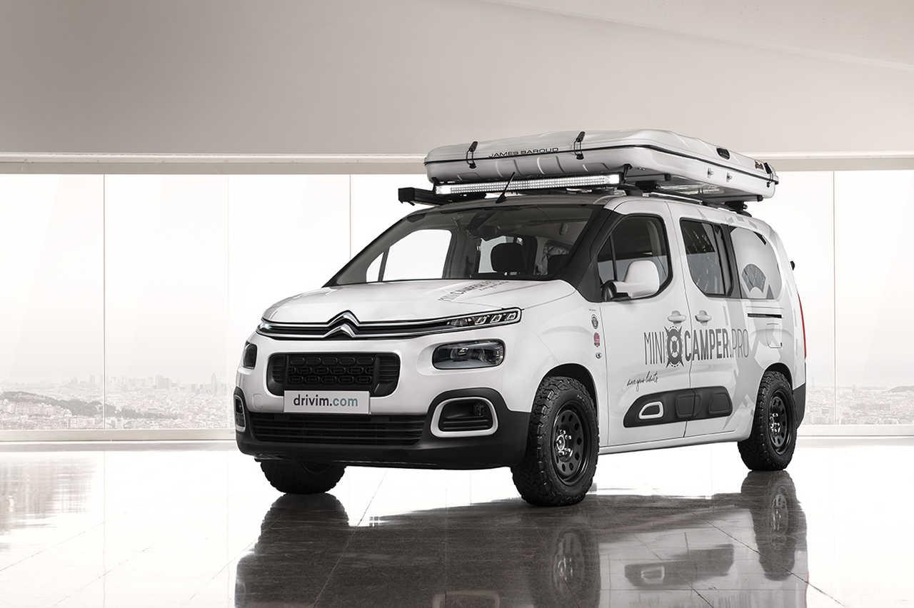 Citroën Berlingo XL Shine - MiniCamper  - Foto 1