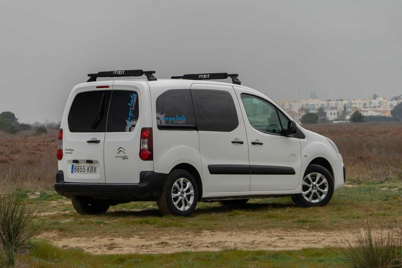 Citroën Berlingo miniCAMPER   - Foto 1
