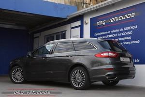 Ford Mondeo Familiar 2.0TDCi Titanium 180Cv    - Foto 3