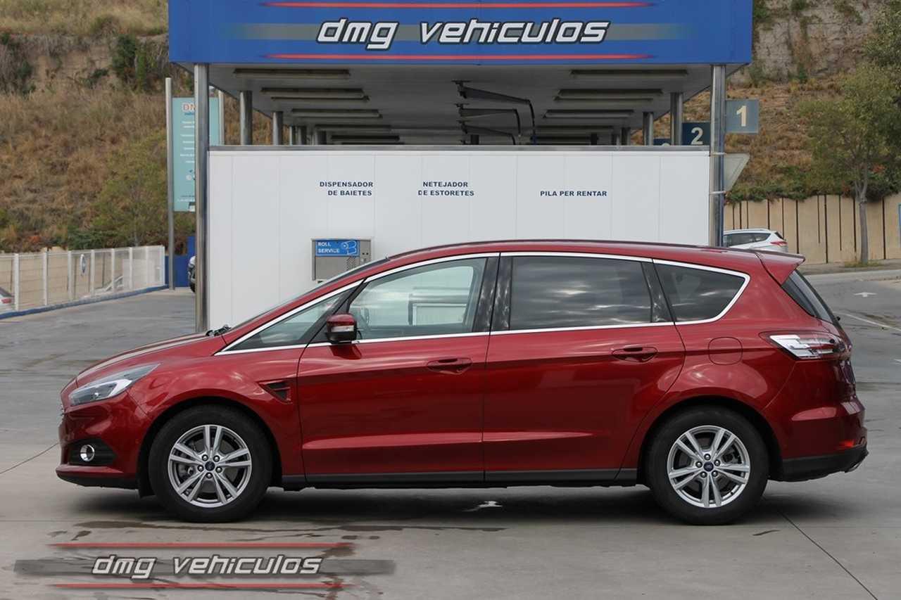 Ford S Max 2.0TDCI Titanium BiTurbo 210Cv PowerShift 5p   - Foto 1