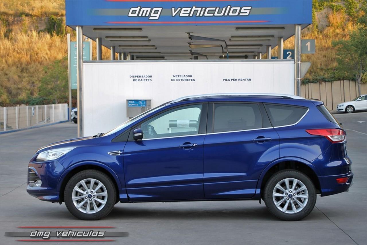 Ford Kuga 2.0TDCi Titanium S 4WD 180Cv   - Foto 1