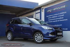Ford Kuga 2.0TDCi Titanium S 4WD 180Cv   - Foto 2