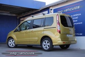 Ford Tourneo Connect 1.5TDCi Titanium 100Cv 5 plazas   - Foto 2