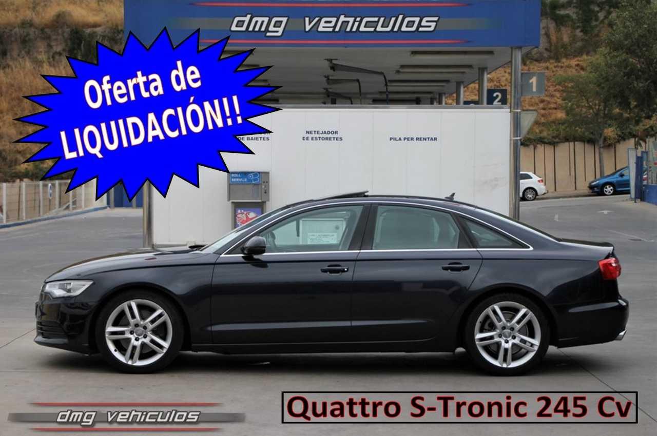 Audi A6 3.0 TDI Quattro S-Tronic 245Cv 4p  - Foto 1
