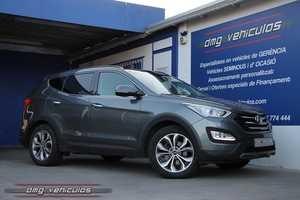 Hyundai Santa Fe 2.2CRDi 4x4 Tecno Aut. Executive 7s   - Foto 2