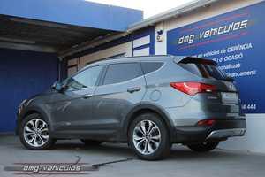 Hyundai Santa Fe 2.2CRDi 4x4 Tecno Aut. Executive 7s   - Foto 3