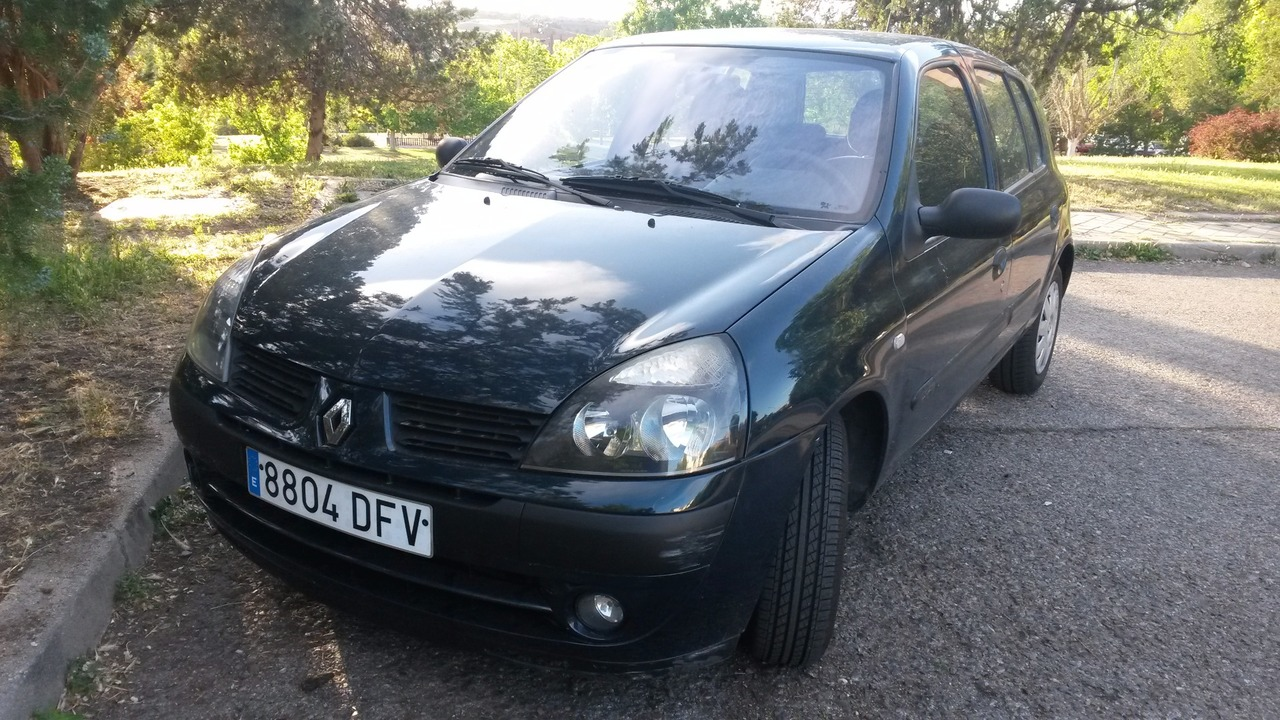 renault clio 1 5 dci 65 cv community 5p ebay. Black Bedroom Furniture Sets. Home Design Ideas
