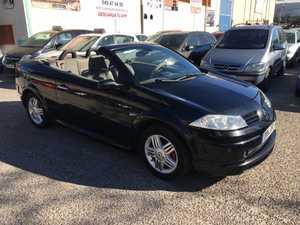 Renault Megane Cabrio 1.9 dCi Diesel Privilege Luxe