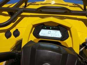 CF Moto Cforce 520 L 4x4 Euro 4