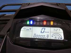CF Moto CForce 800 820 USO AGRÍCOLA