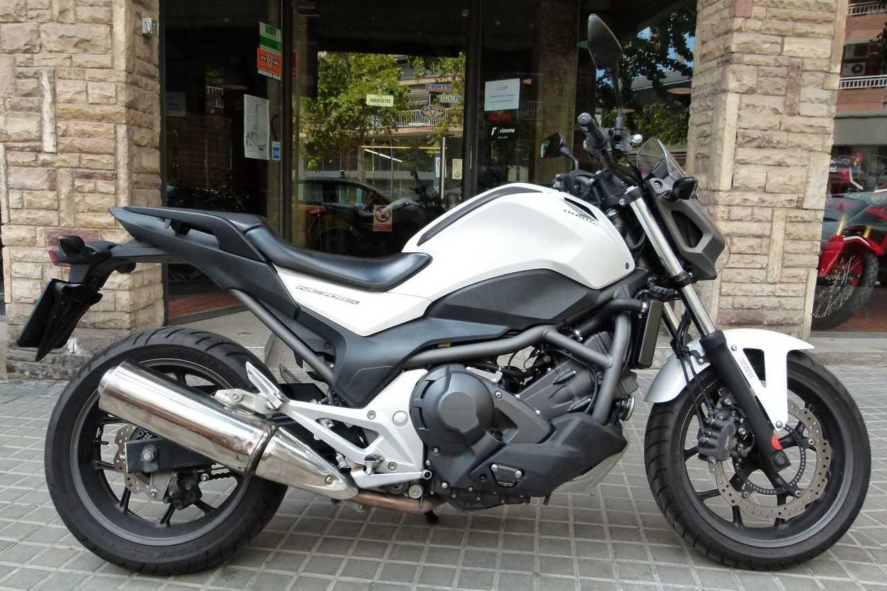 Honda NC 700 S ABS DCT  - Foto 1