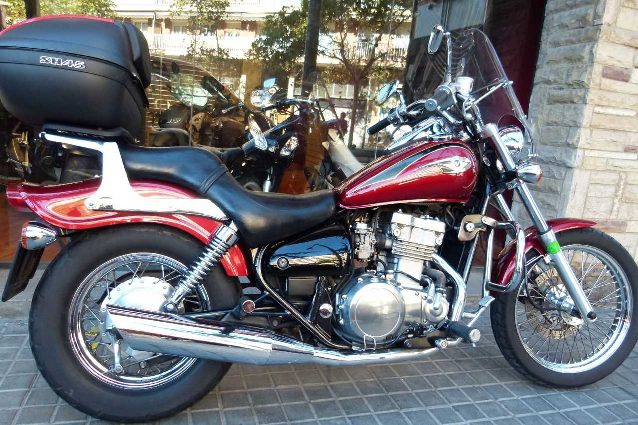 Kawasaki EN 500   - Foto 1