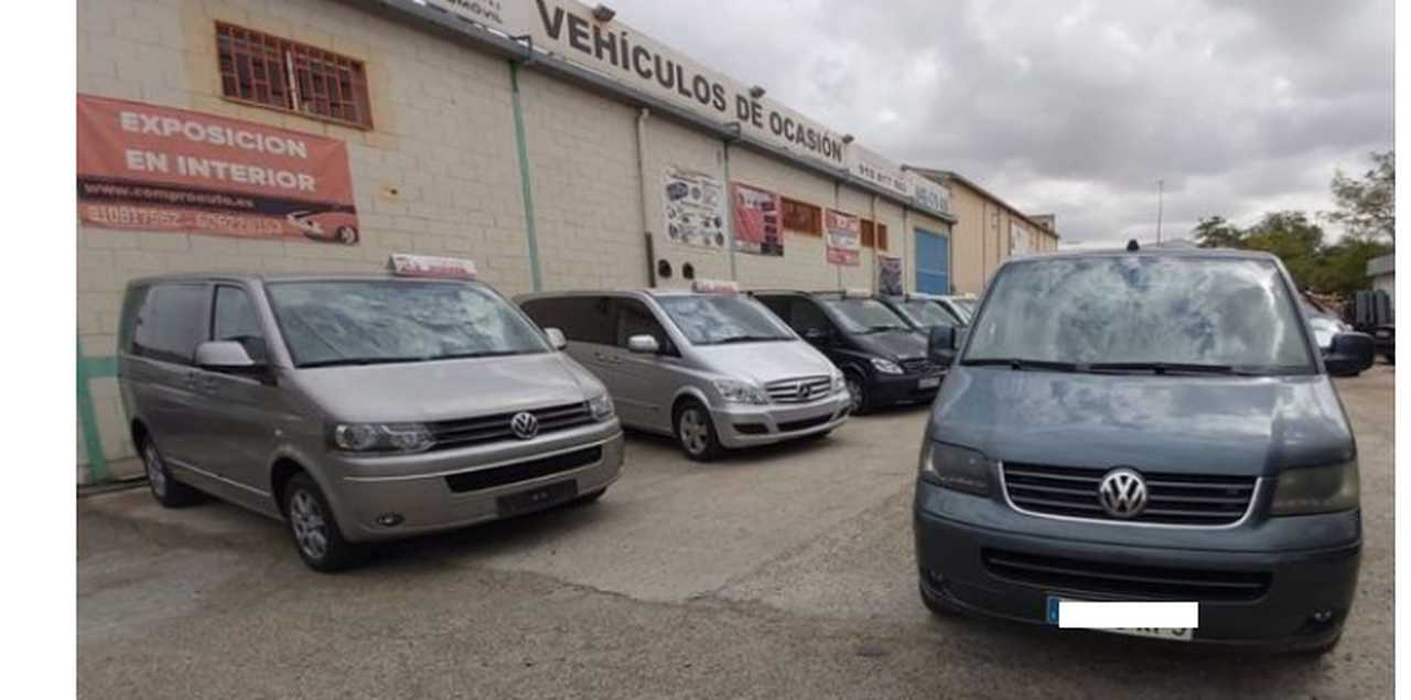 VW Multivan 2. 5TDI 174CV COMFORTLINE  - Foto 1