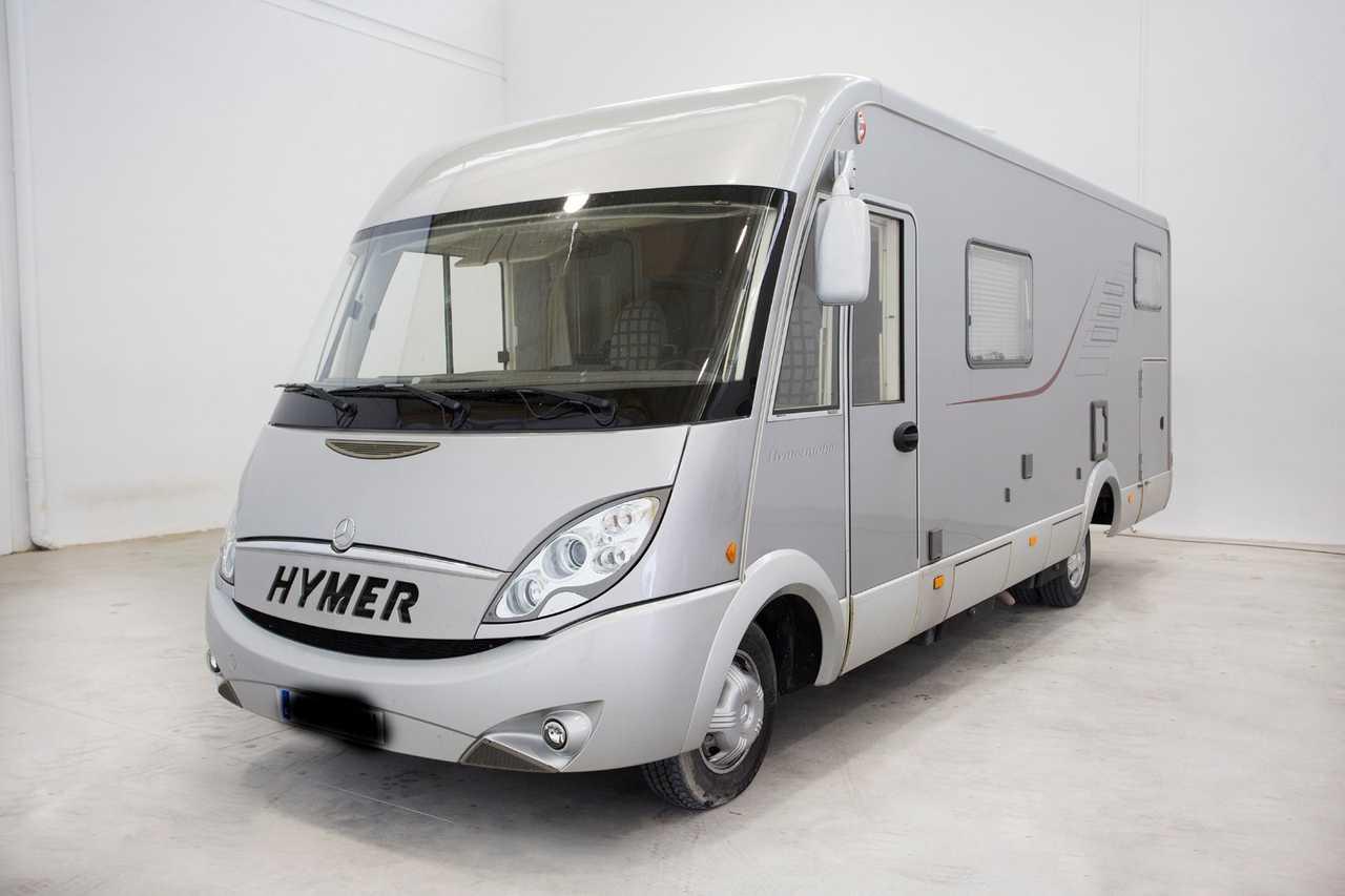 Hymer/Eriba B675 SL   - Foto 1