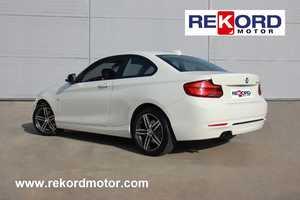 BMW Serie 2 220d COUPE 190cv SPORT -STEPTRONIC 8VEL-  - Foto 2