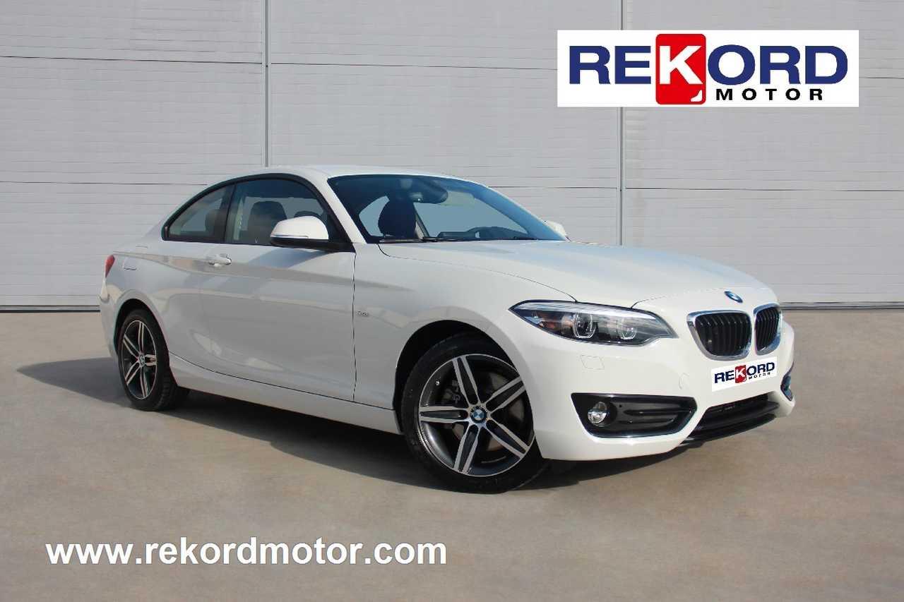 BMW Serie 2 220d COUPE 190cv SPORT -STEPTRONIC 8VEL-  - Foto 1