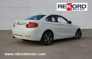 BMW Serie 2 220d COUPE 190cv SPORT -STEPTRONIC 8VEL-  - Foto 3