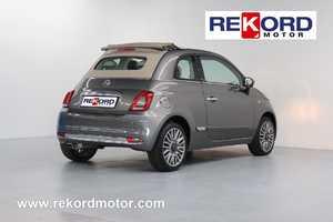 FIAT 500C 1.2 69 CV LOUNGE -CABRIO- LLANTA 16