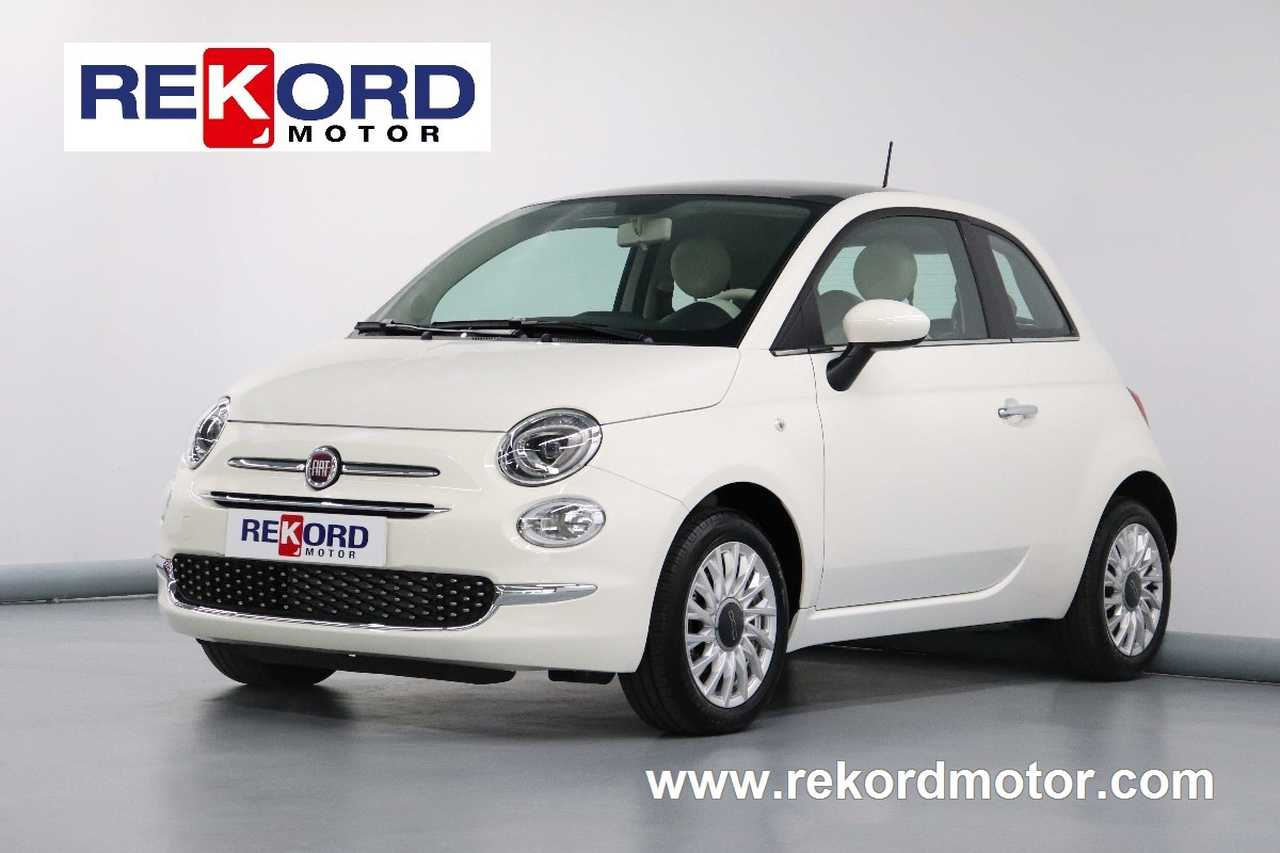 FIAT 500 1.2 LOUNGE 69CV TECHO PANOR+ NAVI CARPLAY  - Foto 1