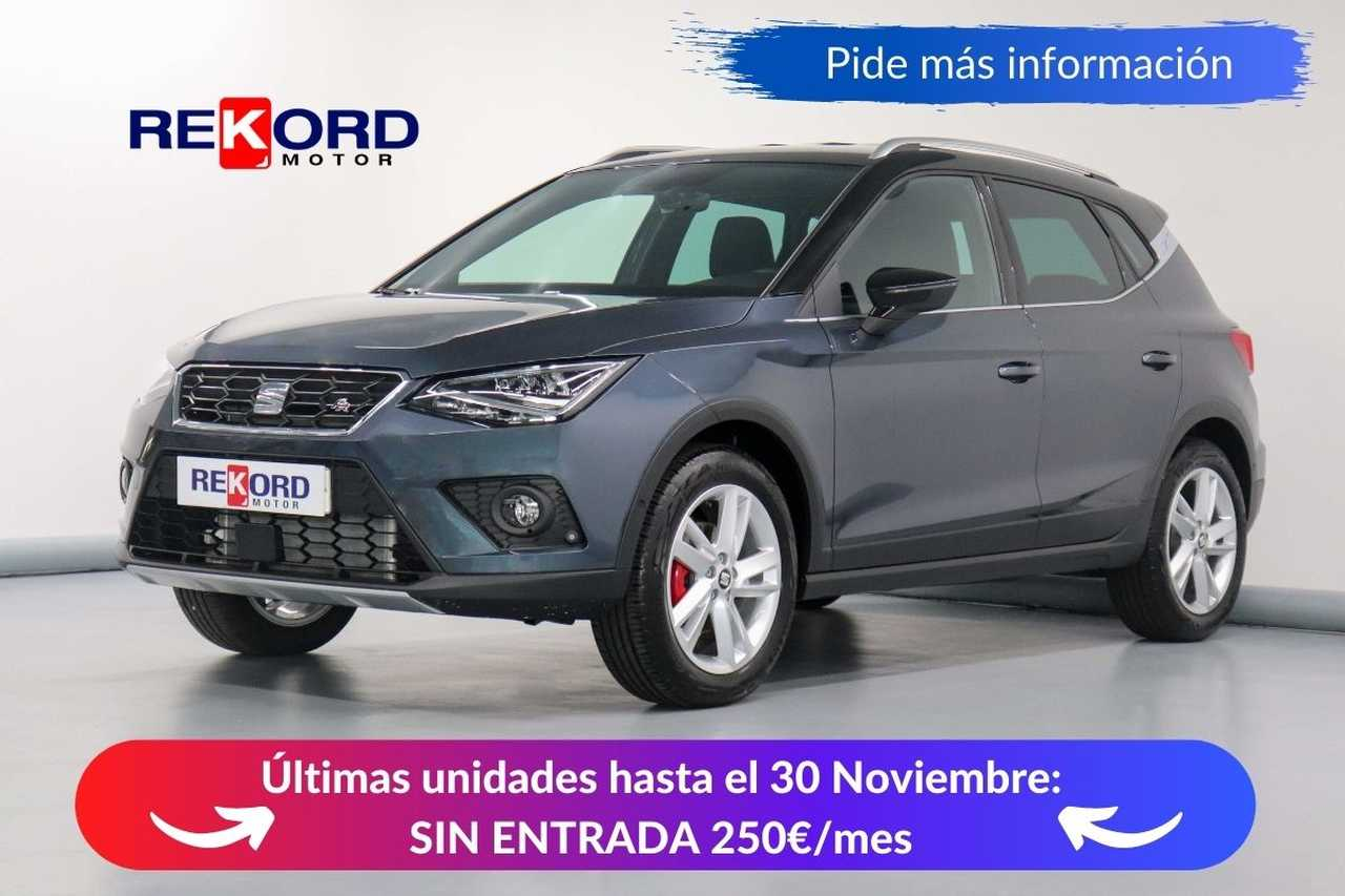 SEAT ARONA 1.0 TSI FR EDITION 115 CV KM 0- LED-CAR PLAY- NAVI  - Foto 1