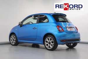 FIAT 500 S 1.2 69CV CARPLAY+NAVI+ LLANTA 16