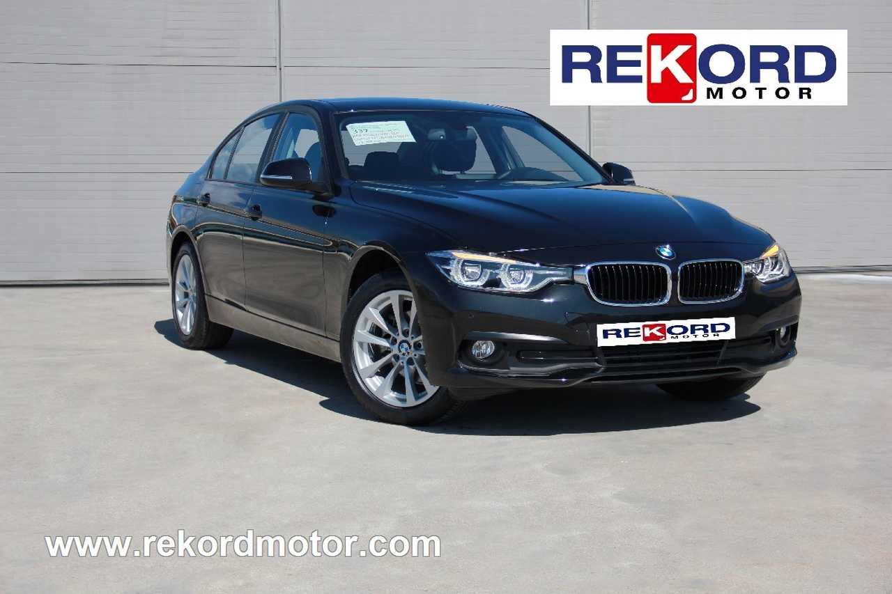 BMW 318 d Berlina AUTOMÁTICO- STEPTRONIC 8VEL-  - Foto 1