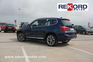BMW X3 Xdrive 2.0d 190CV 4X4 STEPTRONIC 8V.-LL.19
