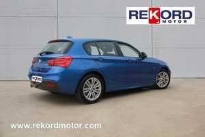 BMW 116 D 5PUERTAS 116CV PACK M FAROS LED+ PDC+CCRUC FREN  - Foto 3
