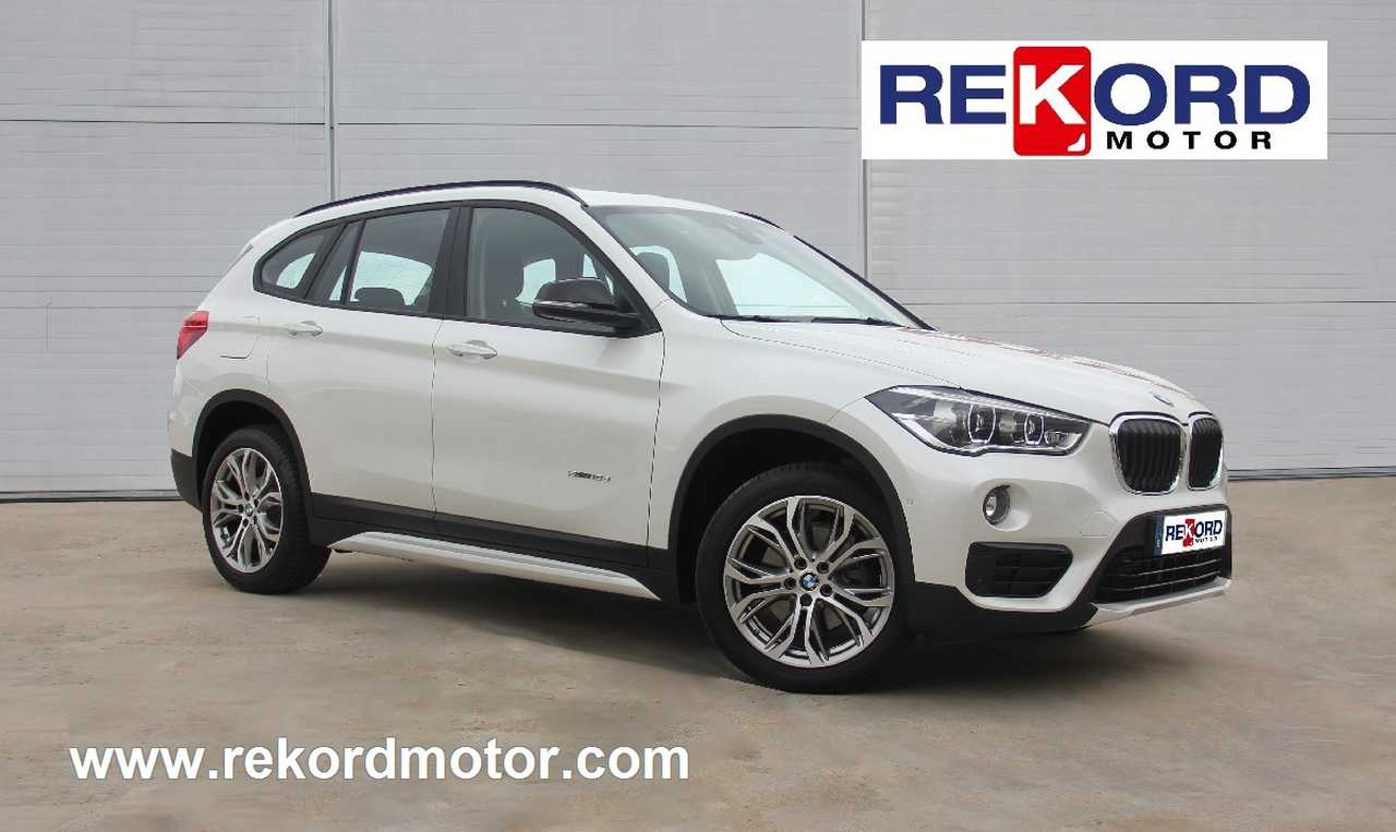 BMW X1 X1 sDrive 18dA SPORT STEPTRONIC 8V- LED  - Foto 1