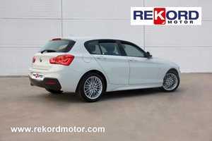 BMW 116 D 5PUERTAS 115CV PACK M FAROS LED+ PDC+CCRUC FREN  - Foto 3
