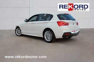 BMW 116 D 5PUERTAS 115CV PACK M FAROS LED+ PDC+CCRUC FREN  - Foto 2