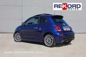 FIAT 500 Abarth 1.4T 16V (595) 145cv +TECHO+PIEL+NAVI PL  - Foto 2