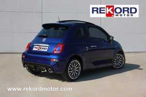 FIAT 500 Abarth 1.4T 16V (595) 145cv +TECHO+PIEL+NAVI PL  - Foto 3