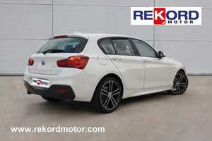BMW 116 D 5PUERTAS 115CV PACK M LLANTA 18