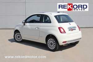 FIAT 500 1.2 LOUNGE 69CV KM 0-NAVI PLUS-TECHO PANO  - Foto 2
