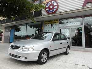 Hyundai Accent 1.3 I GL 12V  85 CV MUY CUIDADO  - Foto 2