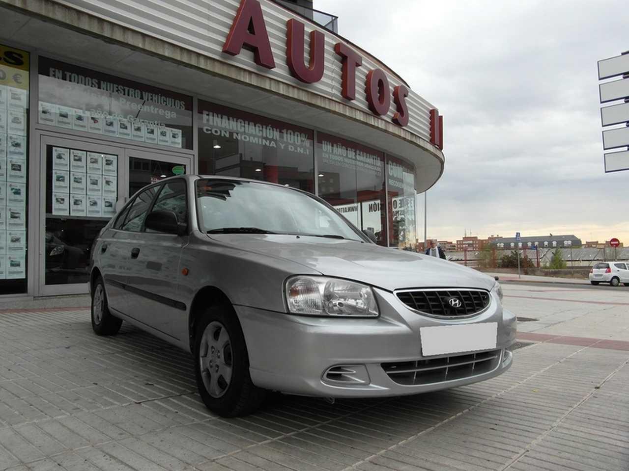 Hyundai Accent 1.3 I GL 12V  85 CV MUY CUIDADO  - Foto 1