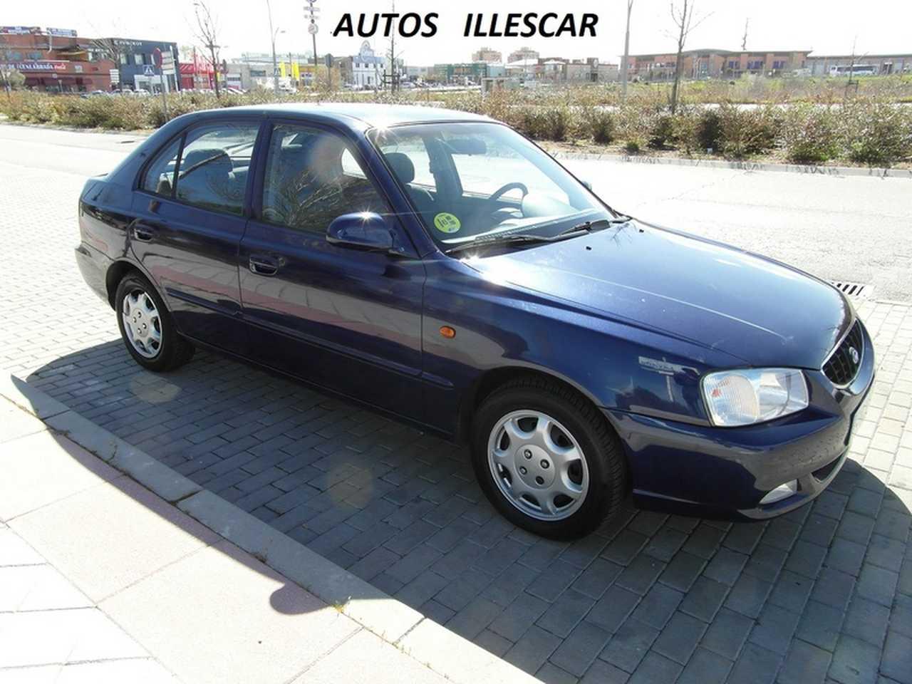 Hyundai Accent 1.5  100 CV MUY CUIDADO  - Foto 1